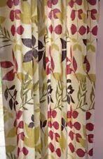 dunelm lined curtains ebay