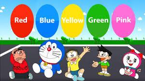 Học từ vựng tiếng Anh về Màu sắc cho trẻ em cùng Benative