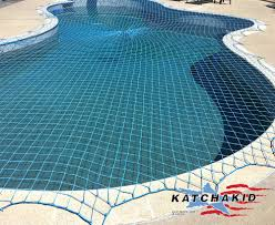 Pool Safety Net The Original Katchakid Pool Net Cover