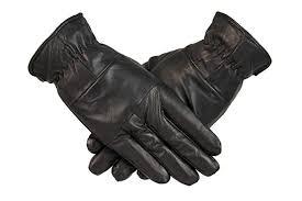 mens leather gloves 100 genuine