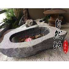 stone trough natural stone mortar