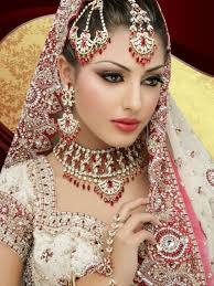 enement wedding make up