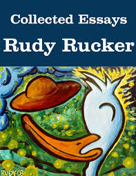 collected essays by rudy rucker