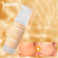 lanbena vitamin c makeup base essence