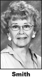 EDITH SMITH - Obituary