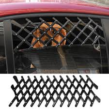 Car Dogs Window Fence Safety Gate Retractable Mesh Travel Adjustable Isolation Shopee Philippines