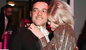 Rami Malek e Lucy Boynton insieme ai Golden Globes