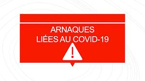 COVID-19 : ATTENTION AUX ARNAQUES - Cap d'Ail Ville