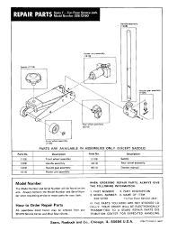 craftsman 32812190 user manual sears 1