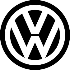 Volkswagen Decal Sticker Volkswagen Logo Decal Thriftysigns