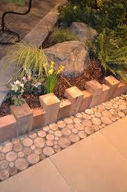 creative and modern garden edging ideas