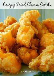 crispy fried cheese curds num s the word