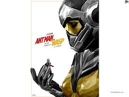 poster of ant man and the wasp