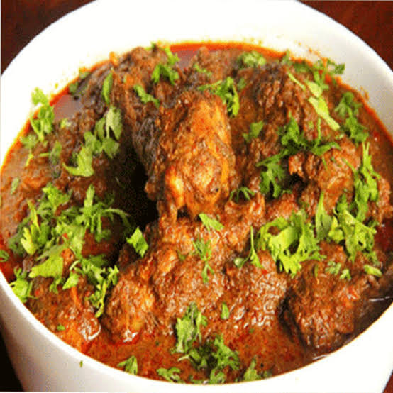 Chicken Kolhapur