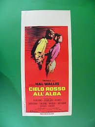 Cartel Original D10 Cielo Rojo All' Alba Burns Desi Arnaz Crenna Bloom  Cólico   eBay