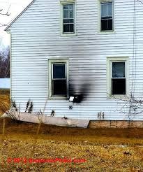 wall vent chimneys flues