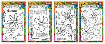 Totally Tracy Stamp GIVEAWAY! - Tracy Weinzapfel Studios