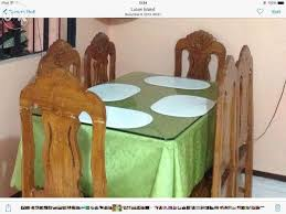 4 Chair Dining Table Set Olx