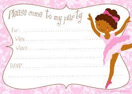 Invitaciones Cumpleanos Ninas Para Fondo De Pantalla En Hd 1