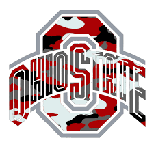 Ohio State Logo Camo Free Images At Clker Com Vector Clip Art Online Royalty Free Publ Ohio State Logo Ohio State Wallpaper Ohio State Buckeyes Football
