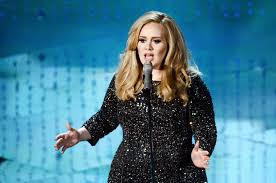 Adele's New Record May Not be on Spotify   Fortune