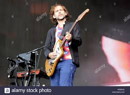 Aaron Dessner Of The National High Resolution Stock Photography and Images  - Alamy