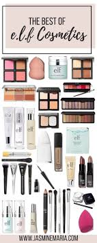 the best of e l f cosmetics jasmine