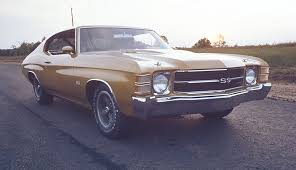 1968 1972 chevrolet chevelle second