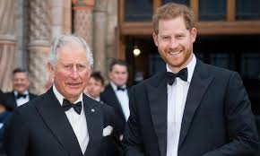 Prince Charles shares sweet photos for Prince Harry's birthday | HELLO!