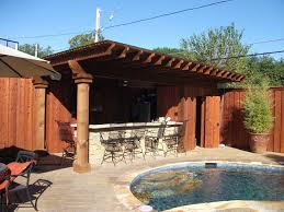 pool renovation with new hot tub fire
