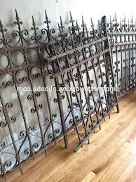 Antique Wrought Iron Fence For Sale Compared To Craigslist Only 2 Left At 65