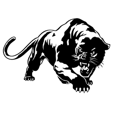 Cool Decal Stickers Fiery Wild Panther H Buy Online In Greenland At Desertcart