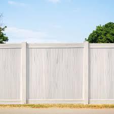 6 Pembroke With Weathergrain Vinyl Privacy Fence