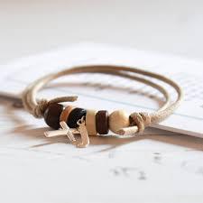 personalised boy s christening bracelet