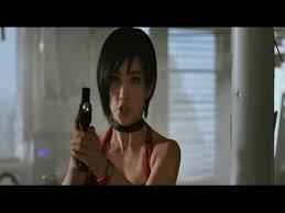 Resident Evil Ada Wong Tribute - YouTube