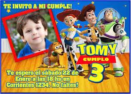 Invitaciones De Cumpleanos Infantiles Para Imprimir Gratis Toy