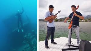 "John Cruz - Jake Shimabukuro & Josh Nakazawa - ""Song of the Birds"" 