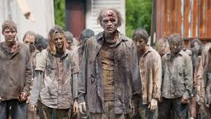 walking dead to invade universal