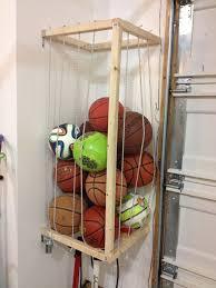Pin On Ball Storage