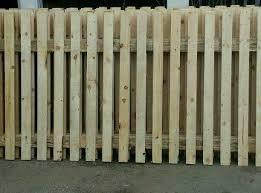 Wood Fence 6ft X 8ft Wood Fence Panel