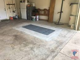 underground garage storm shelters