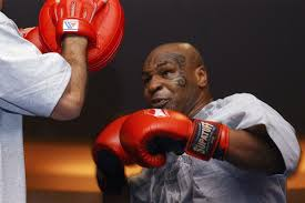 Mike Tyson returning to boxing with eight-round exhibition vs. Roy ...