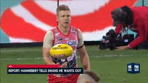 AFL trade news: Long-term St Kilda deal for Dan Hannebery would be 'trading  incompetency', says Terry Wallace   AFL Feeds