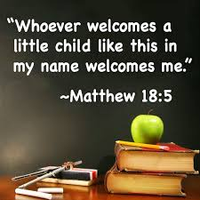 celebrating back to school and teachers bible quote school