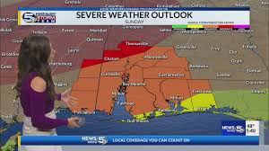 Increasing Potential for Severe Weather ...