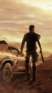 video game mad max 540x960 wallpaper