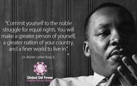 Inspirational Quotes By Dr. Martin Luther King Jr. — Global Girl Power  Foundation