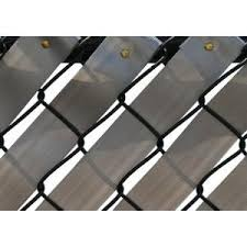 Pexco 250 Ft Fence Weave Roll In Silver Fw250 Silver The Home Depot Fence Weaving Chain Link Fence Fence Slats