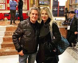 Germana Schena moglie Fausto Leali chi é? La differenza d'età è ...