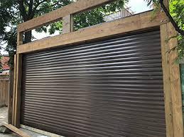 Roll Up Garage Doors For Laneways Laneway Shutters Rollerup